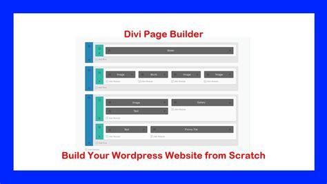 tutorial build website with wordpress how to build a wordpress website from scratch with the