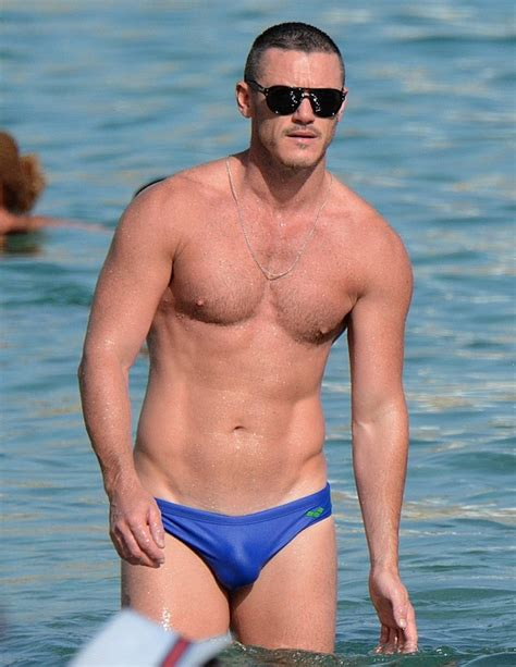 Grant Gibson by A Male Celebrity With The Balls To Wear A Speedo Alan Ilagan