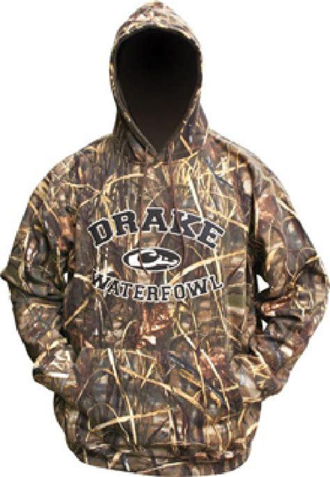 drake waterfowl hoodie drake waterfowl 224 xl hoodie sweatshirt jacket max4 camo 8975