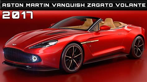 aston martin volante price 2017 aston martin vanquish zagato volante review rendered