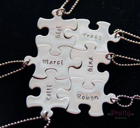 25 best ideas about puzzle piece necklace on pinterest