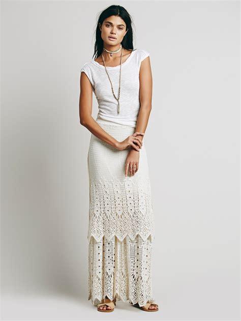 best white lace maxi skirt photos 2017 blue maize