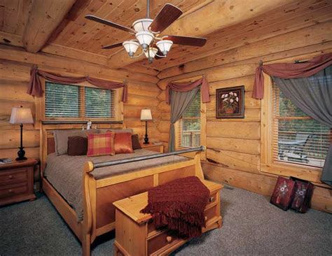 log cabin bedroom a log cabin in north carolina perfect for outdoor log