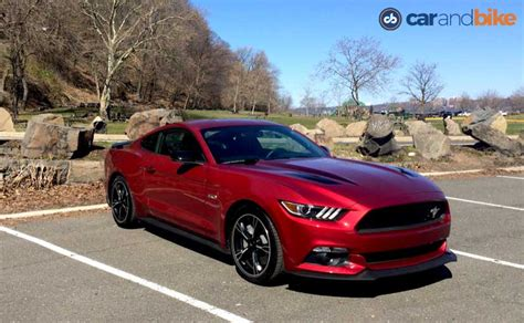 exclusive ford mustang gt review ndtv carandbike