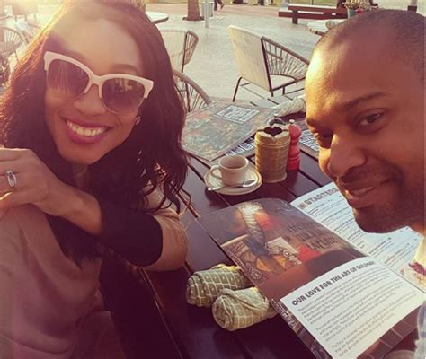 kgomotso christopher and husband kgomotso christopher s husband buys her her childhood