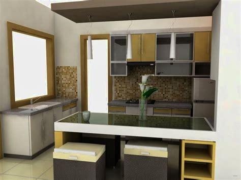 desain ruang dapur kecil minimalis desain dapur untuk ruang sempit rumah minimalis
