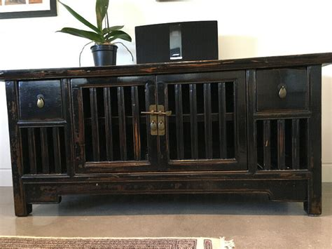 auntentic chinese cabinet  solid wood hutches