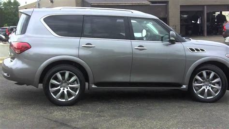 2011 infiniti qx56 for sale chicago