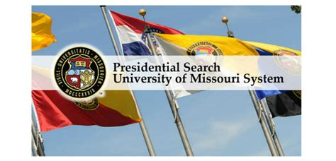 Um Search Um System Presidential Search Open Forum