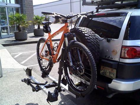 Fj Bike Rack by Tow Hitch Bike Rack For Fj Cruiser Page 2 Toyota Fj