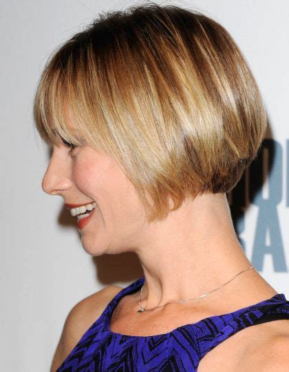 hair styles for very straight porous hair short bob for fine hair trendy haircuts the bevelled