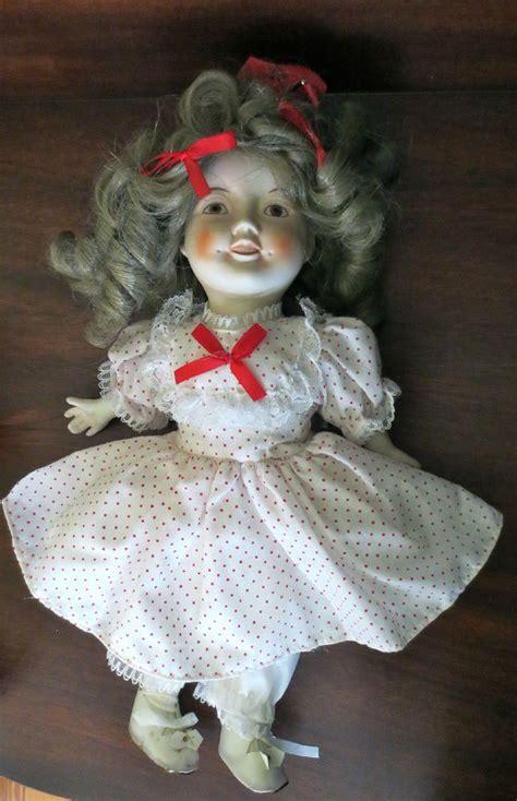 albert e price porcelain dolls shirley temple albert e price porcelain doll 1978