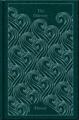the odyssey penguin clothbound the odyssey by homer peter waterstones