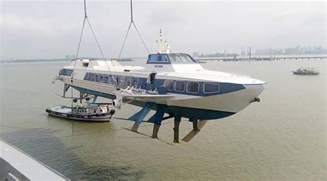 boat cruise kochi kerala is planning to connect two port cities through