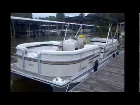 layout boat for sale nc 2006 harris 240 sunliner w 90hp merc used pontoon for