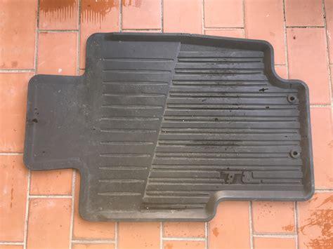 acura tl all season floor mats sold 2004 2008 acura tl all season weather oem floormats