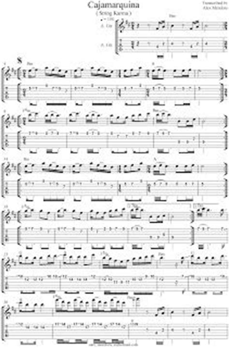 imagenes string karma alex mendoza amen partituras letras tab acordes