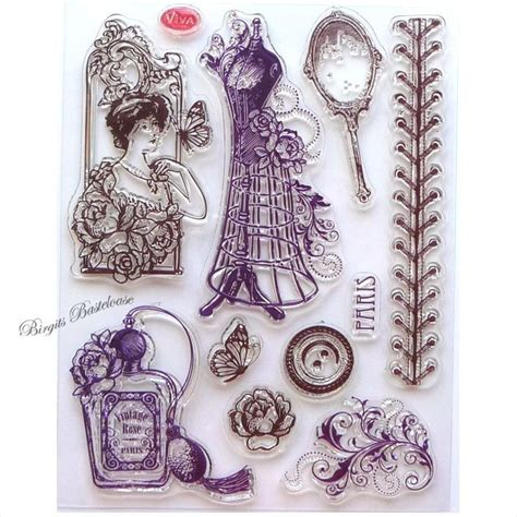 Stempel Clear St With viva decor stempel clear st couture g 252 nstig kaufen