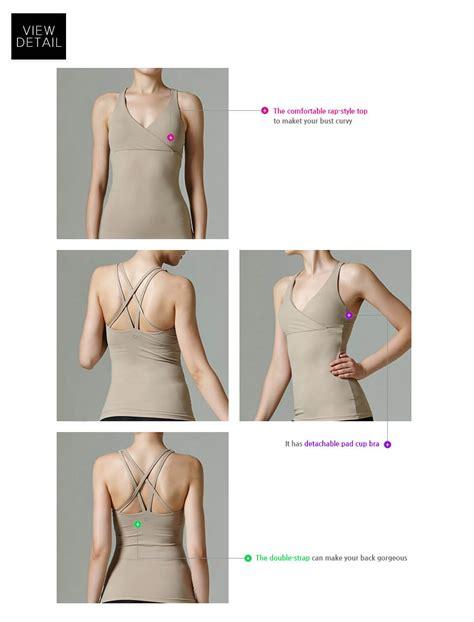 Bra Sport Pads Tally 3705 nwt mulawear rap style fitness spandex top built in bra with pad mt0682 ebay