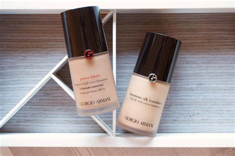 Makeup Giorgio Armani giorgio armani makeup luminous silk foundation makeup daily