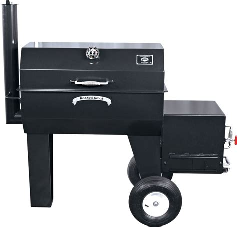sq36 barbeque smoker meadow creek bbq smokers
