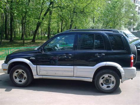 Suzuki Grand Vitara 2000 Used 2000 Suzuki Grand Vitara Photos 2500cc Gasoline