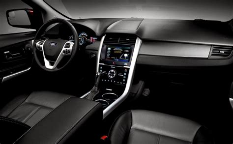 2015 Ford Edge Sport Interior by Ford Edge Sport 2015 Interior Wallpapers Gallery