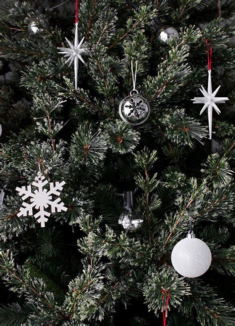 modern christmas ornaments