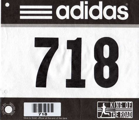 running bib template half marathon runningdatcom