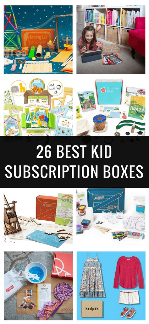 The Best Subscription Boxes For 26 Best Subscription Boxes For Tastebud