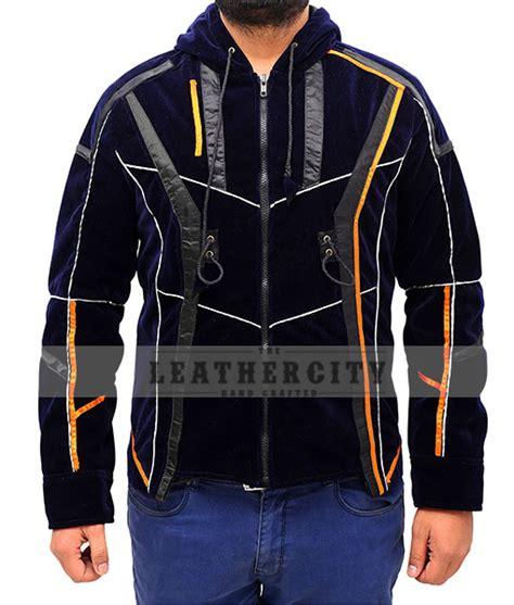 Jaket Hoodie Manchester City Grade Original Sweater Orange tony stark hooded jacket infinity war s iron jacket