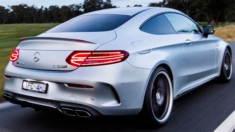 c63 mercedes amg mercedes amg c63 s coupe 2016 review snapshot carsguide