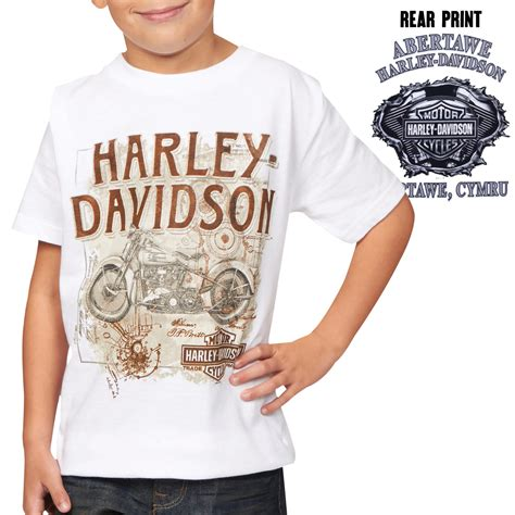 T Shirt Run Dc White harley davidson run youth white t shirt abertawe