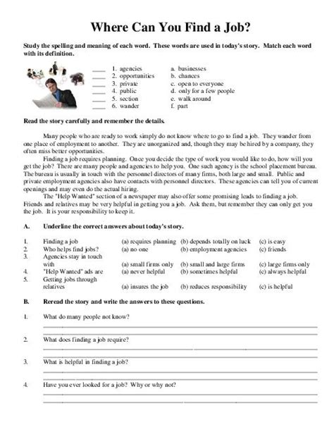 reading comprehension test grade 9 pdf free printable vocabulary worksheets for 9th grade 9th