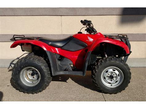2008 honda rancher 420 for sale 2008 honda rancher 420 motorcycles for sale