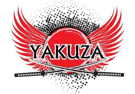 yakuza tattoo vector free download yakuza logo background vector download free vector art