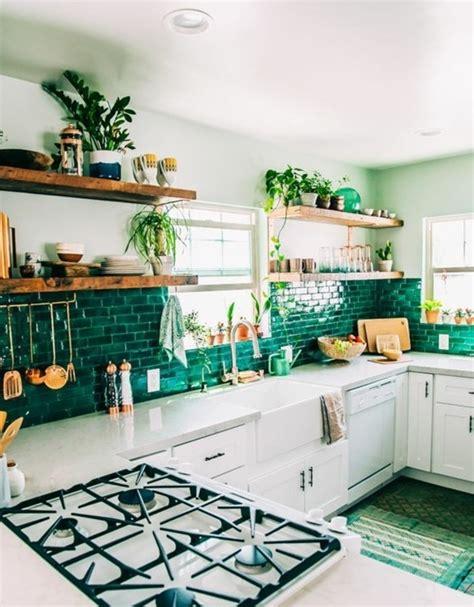 cuisine peinture verte couleur peinture cuisine 66 id 233 es fantastiques
