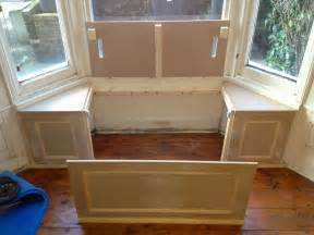Bay Window Bench How To Build A Wooden Storage Bench Apps Directories