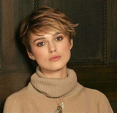 Keira Knightley Pixie Cut   hair inspiration for me/my