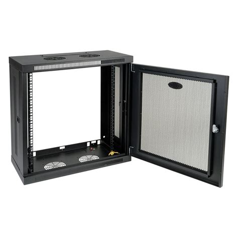 tripp lite 174 srw12u13 smartrack slim 12u wall mount rack