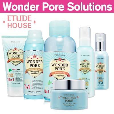 Etude Pore qoo10 pore clay cle cosmetics