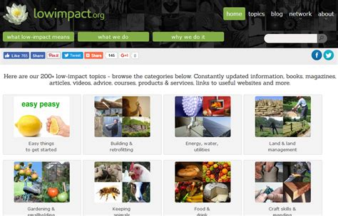 Sustainable Living Courses With The Low Impact Living Initiative by Sustainable Living Info Courses Products Serviceslow