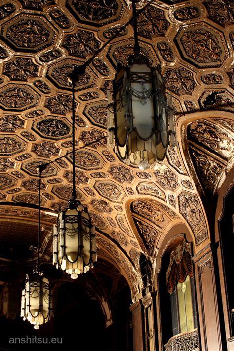 Home Theatre Oktober theatre 27 anshitsu lost and forgotten places