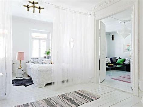 paravent schlafzimmer 30 raumteiler ideen paravent bis regal f 252 r jeden