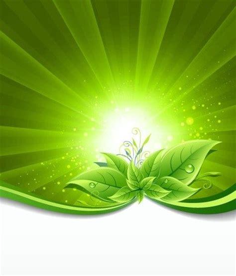 imagenes verdes hermosas gr 252 ne bl 228 tter auf burst hintergrund clipart clipart me