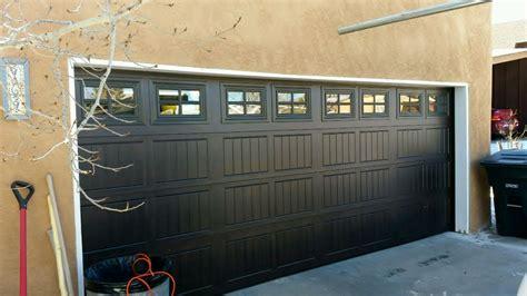New Thermacore Door In Los Alamos For Beautiful Garage Overhead Door Santa Fe