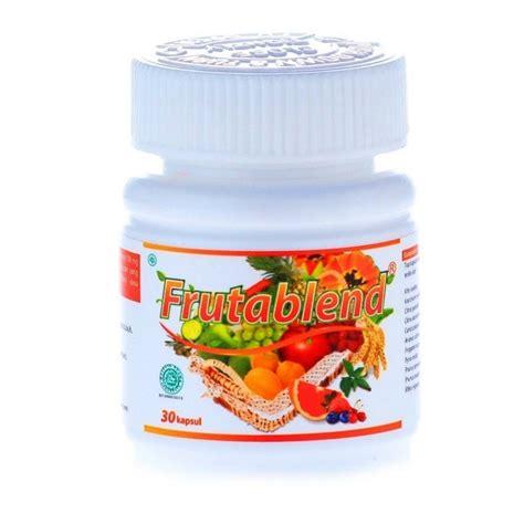 Obat Herbal Frutablend frutablend suplemen pemutih kulit surabaya jual