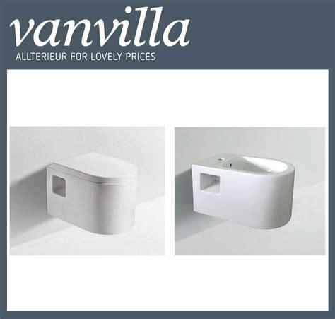 Toilettensitz Bidet Funktion by Vanvilla Design H 228 Nge Wc837 Bidet 837 Set