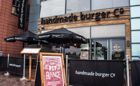 Handmade Burger Company Lincoln - handmade burger co places to eat or drink visit lincoln