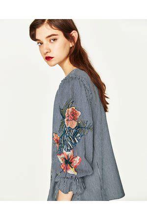 Zara Top Flower Buy Zara Tops T Shirts For Fashiola Co Uk